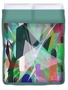 The Abstract Duvet Cover