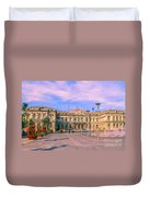 The Administrative Palace Duvet Cover