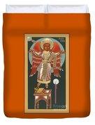 The Advent Of Hagia Sophia 173 Duvet Cover
