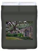 The Alamo Oak Duvet Cover