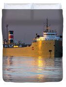 The Alpena At Rest Duvet Cover