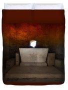 The Altar - L'altare Duvet Cover