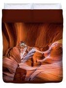 The Amazing Antelope Slot Canyons In Arizona, Usa Duvet Cover