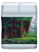 The Ancient Forest Duvet Cover