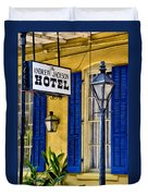The Andrew Jackson Hotel - New Orleans Duvet Cover