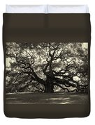 The Angel Oak Duvet Cover
