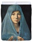 The Annunciation Duvet Cover by Antonello da Messina