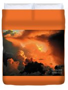 The Answer Is Out There Duvet Cover