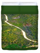 The Apache Trail Duvet Cover