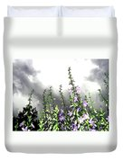 The Approaching Storm Duvet Cover