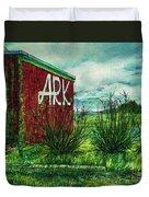 The Ark Wa. Duvet Cover