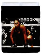 The Arm Collector Rondy Rousey Duvet Cover