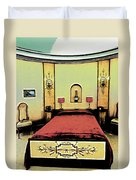 The Art Deco Bedroom Duvet Cover