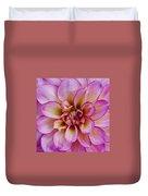 The Art In Flowers 1 Duvet Cover