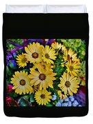 The Art In Flowers 5 Duvet Cover