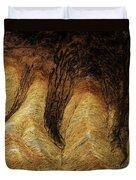 The Art Of Sand Duvet Cover