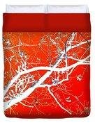 The Asian Tree Duvet Cover