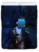 The Autumn Witch 02 Duvet Cover