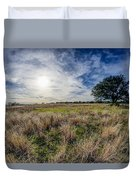 The Back Forty II Duvet Cover