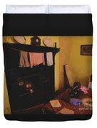 The Back Room Duvet Cover