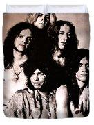 The Bad Boys From Boston Duvet Cover