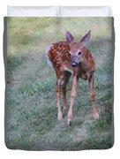 The Bambi Stance Duvet Cover