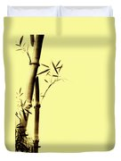 The Bamboo Branch Duvet Cover