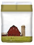 The Barn - Color Duvet Cover