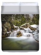 The Basin Cascades Duvet Cover