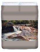 The Basin Pano Duvet Cover