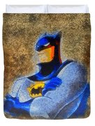 The Batman - Da Duvet Cover