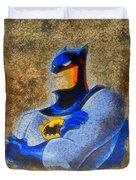 The Batman - Pa Duvet Cover