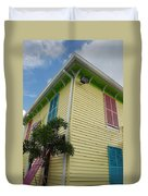 The Beach House Duvet Cover
