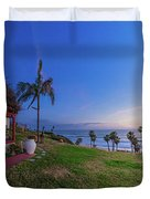 The Beachombers Views Duvet Cover