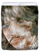The Beatles Ringo Starr Duvet Cover