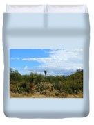 The Beautiful Desert I Love Duvet Cover