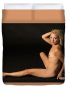 The Beautiful Female Nude Fine Art Prints Or Photographs  4260.0 Duvet Cover