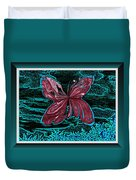 The Beauty Of A Butterfly's Spirit Duvet Cover