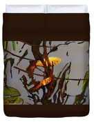 The Beauty Of Goldfish Duvet Cover