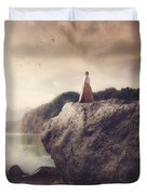 The Beauty Of Life Duvet Cover