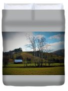 The Beauty Of The Country Duvet Cover