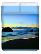 The Beauty Of The Moment Duvet Cover