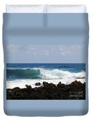 The Beauty Of The Sea Duvet Cover