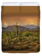The Beauty Of The Sonoran Desert  Duvet Cover