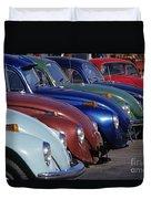 The Beetles Duvet Cover