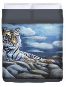 The Bengal Tiger Duvet Cover