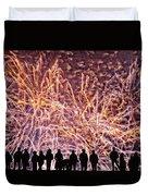 The Big Bang Duvet Cover