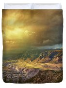 The Big Valley Duvet Cover