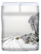 The Birch Duvet Cover