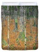 The Birch Wood Duvet Cover
